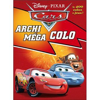 Cars Livre De Coloriages Cars