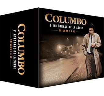ColumboColumbo - Coffret intégral des 12 Saisons