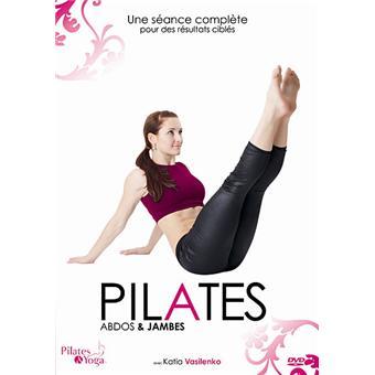 Pilates : Abdos et jambes