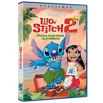 Lilo et StitchLilo et Stitch 2 DVD