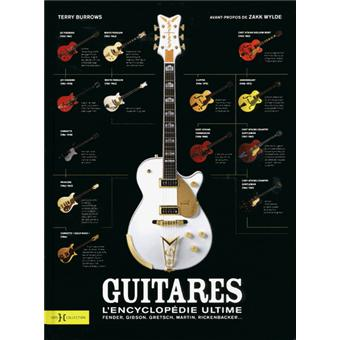 guitare l'encyclopedie ultime