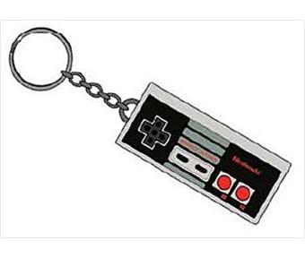 Nintendo porte clé manette NES