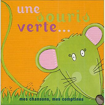 Une souris verte enfant cd album achat prix fnac - Une souris verte singe ...