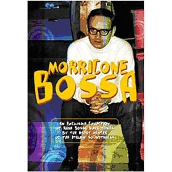 Morricone Bossa B.S.O. - CD + Libro