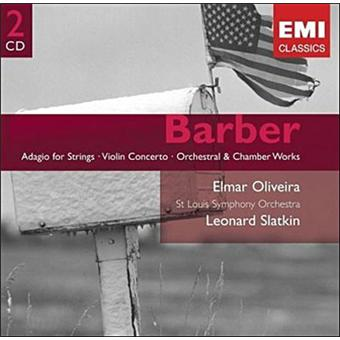 Adagio for strings (2cd) (imp)