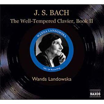 Le Clavier Bien Tempéré, Livre 2