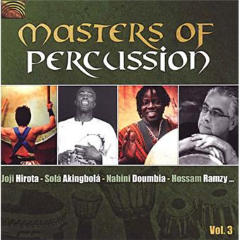 MASTERS OF PERCUSSION VOL.3