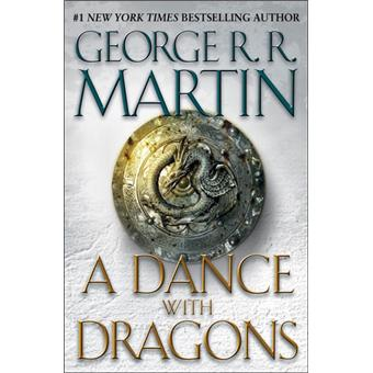 Game Of Thrones, Le trône de fer - Tome 15 : A dance with dragons