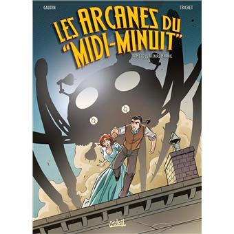 Les arcanes du Midi-MinuitLes Arcanes du «Midi-Minuit» T10 - L'Affaire Marnie