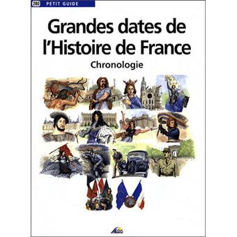 Grandes Dates De L Histoire De France Chronologie