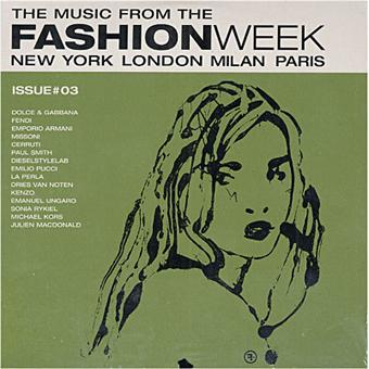 Music from the fashion week