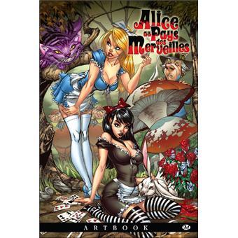Alice au Pays des MerveillesArtbook Alice au Pays des Merveilles