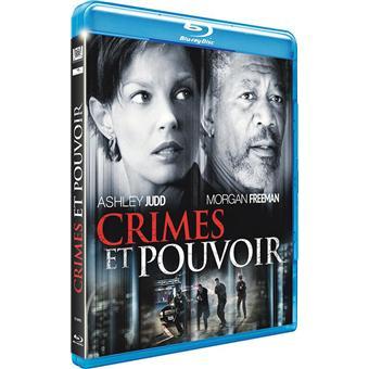 Crimes et pouvoir Blu-ray