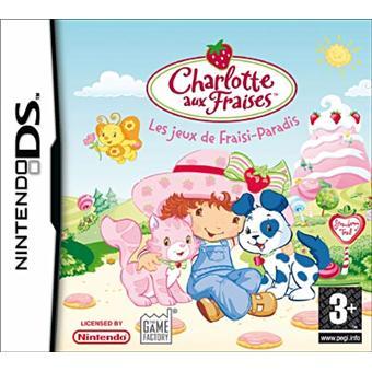 Charlotte aux fraises les jeux de fraisi paradis jeux vid o achat prix fnac - Jeux de charlotte aux fraises cuisine gateaux ...