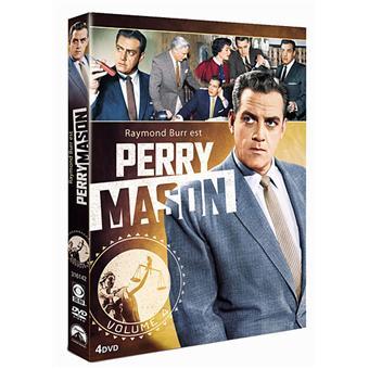 Perry MasonCoffret intégral de la Saison 4