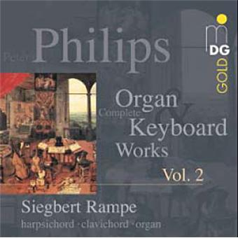 Complete Organ Keyboard Works Vol. 2