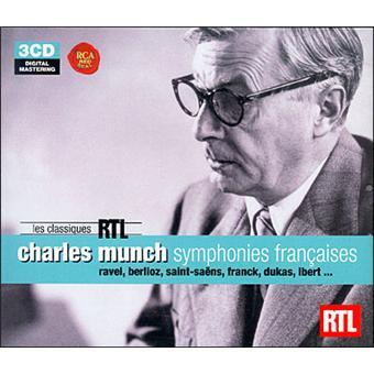 Splendeurs des symphonies françaises