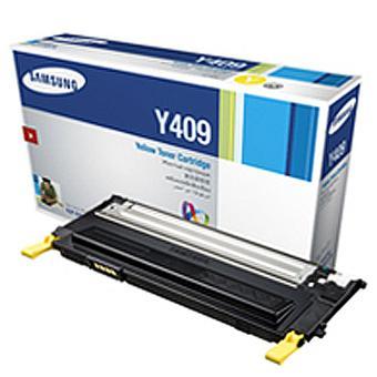 Samsung CLT-Y4092S - geel - origineel - tonercartridge