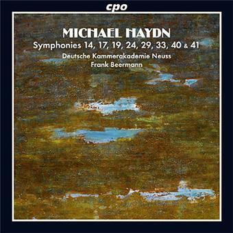 Symphonies 14,17,19,24,29,33,40 & 41