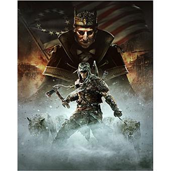 Assassin s Creed III : La Tyrannie du Roi Washington Soluce Voyage Au Coeur De La Lune - Jeux PC sur