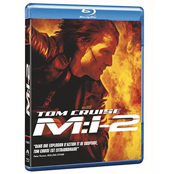 Mission : Impossible  Les FilmsMission : Impossible 2 - Blu-Ray