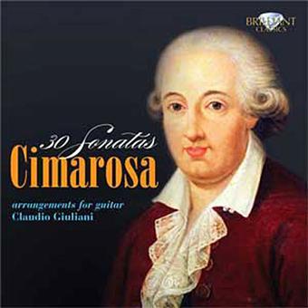Cimarosa: 30 Sonatas (Arrang.für Gitarrre)