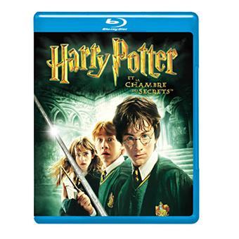 Harry PotterHarry Potter et la chambre des secrets - Edition Blu-Ray