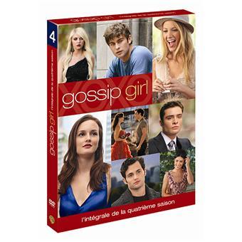 Gossip girlCoffret intégral de la Saison 4