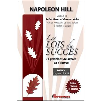 Les lois du succès - T4 : Leçons 13 à 17