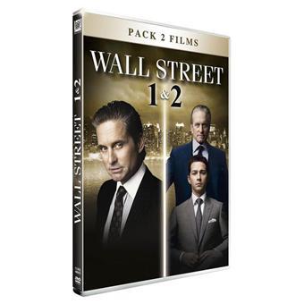Wall Street - Wall Streel : L'Argent ne dort jamais - Coffret