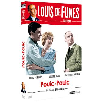 Pouic-Pouic DVD