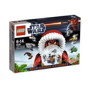 Lego Calendrier.Lego Star Wars 9509 Le Calendrier De L Avent