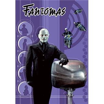 Fantômas DVD