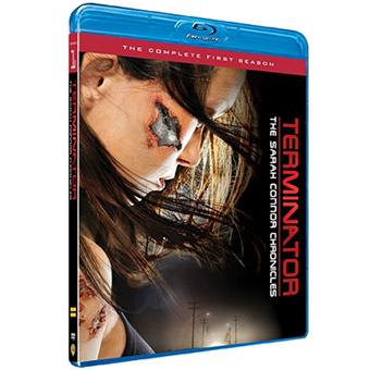 Terminator : The Sarah Connor ChroniclesTerminator : The Sarah Connor Chronicles - Coffret intégral de la Saison 1 - Blu-Ray