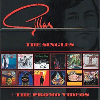 Single's boxset - inclus DVD