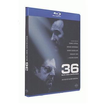 36 Quai des Orfèvres Blu-ray