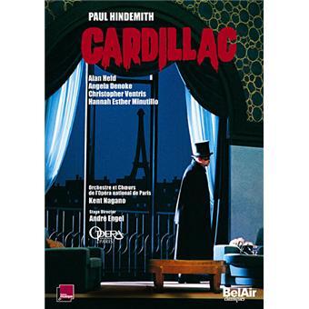CARDILLAC/OPERA NATIONAL