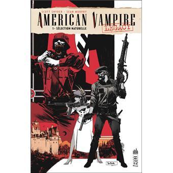 American vampire chroniclesAmerican vampire legacy