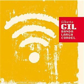 Banda Larga Cordel - CD