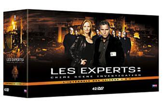 Les Experts Las VegasCoffret intégral des Saisons 1 à 7