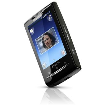 Sony Ericsson Xperia X10 Mini (sous Android) - Mystique Black