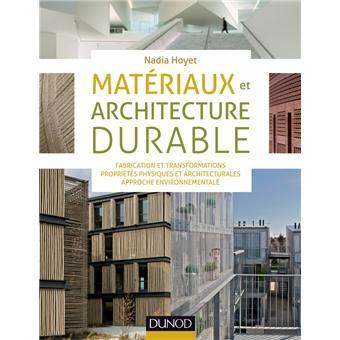 Matériaux et architecture durable