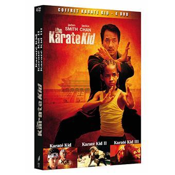Karate Kid - Coffret des 4 Films