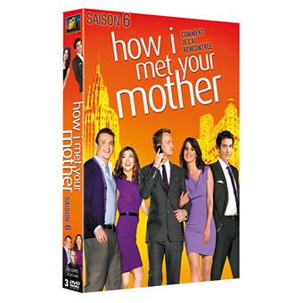 How I met your MotherHow I met your Mother - Coffret intégral de la Saison 6