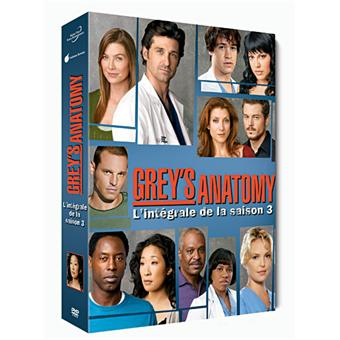 Grey's AnatomyGrey's Anatomy - Coffret intégral de la Saison 3