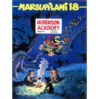 MarsupilamiLa jungle aux Robinsons