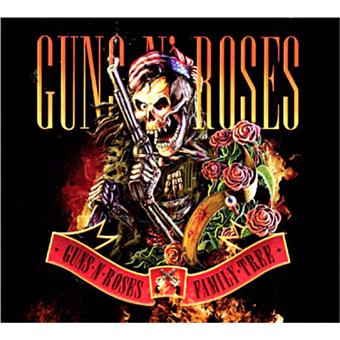 Guns N Roses Family Tree Hard Rock Cd Album Achat Prix Fnac