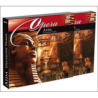 Aida - inclus DVD bonus