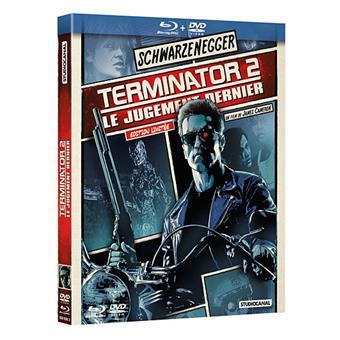 TerminatorTerminator 2 : Le jugement dernier - Combo Blu-Ray + DVD - Edition Limitée Fnac