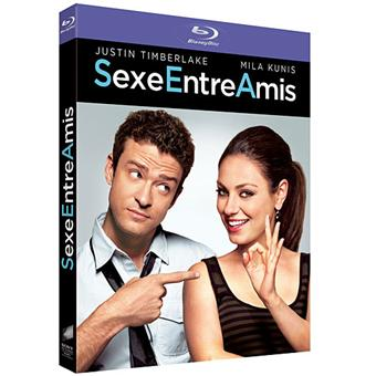 Sexe entre amis - Blu-Ray